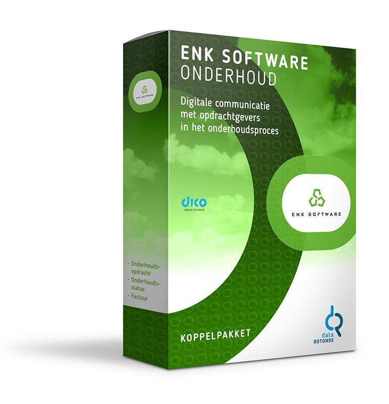 Datarotonde koppelpakket ENK onderhoud