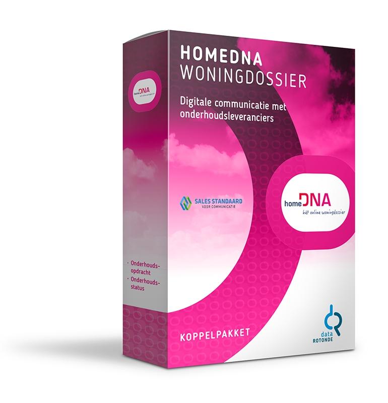 Datarotonde koppelpakket HomeDNA Woningdossier - opdracht geven