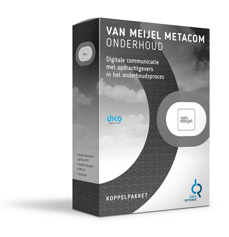 Datarotonde koppelpakket van Meijel metacom onderhoud