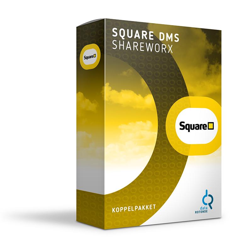 Koppelpakket Square DMS Shareworx